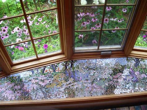 Windowsill Bay by Susan S Tiled Windowseat Garden Flea Market Gardening