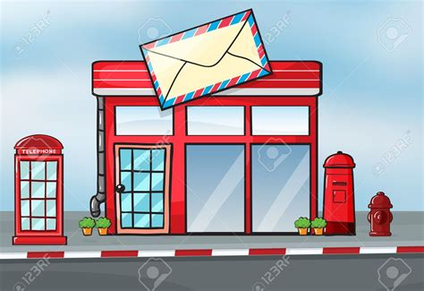 bureau post it poste clipart clipground
