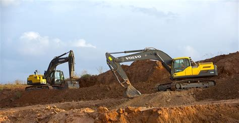 volvo machines deliver  time saving   runway