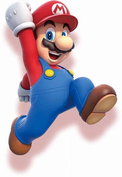 Mario Nintendo Super Background History