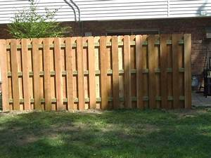 dog ear shadow box privacy the fence company llc With the dog fence company