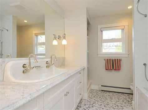 Kohler-farmhouse-sink-bathroom-traditional-with-double