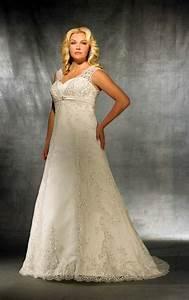 15 marvelous ideas of plus size wedding dresses the best With lace plus size wedding dress