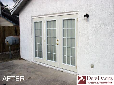 french doors  triple glazed doorglass duradoors