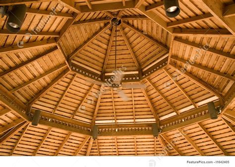 image  gazebo roof  fan