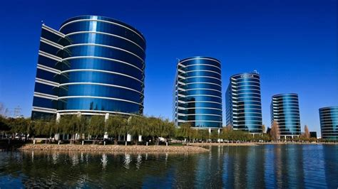 Top 100 Best Tech Company In The World - P2.Oracle ...