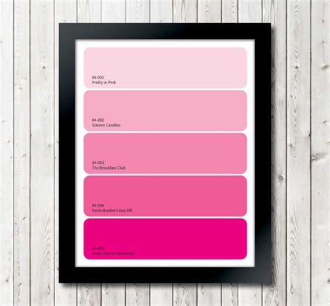 Hot Pink Paint Code Ppg  Paint Color Ideas