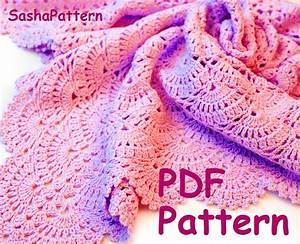 Sasha Patterns  Crochet Square Afghan