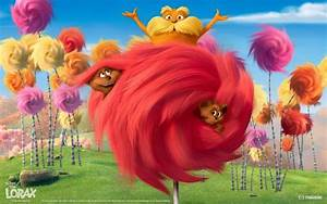 I Am The Lorax. I Speak For The SUVs