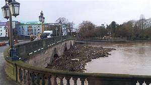 Worcestershire floods river severn at record level