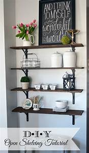 30, Enchanting, Kitchen, Wall, Decor, Ideas, That, Are, Oozing, With, Style