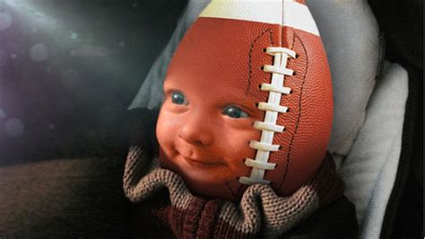 football baby legend continues nfl