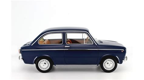 Fiat 850 Special 1968 Model Car 118 Laudoracing