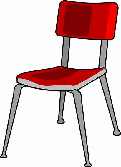Chair Transparent Metal Pixabay Vector Clip Graphic