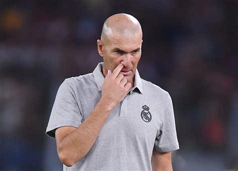 Zidane spielte zuletzt bei реал мадрид (рмкф). Zinedine Zidane 2.0: What does 2019/20 hold for Real? - Real Madrid Analysis