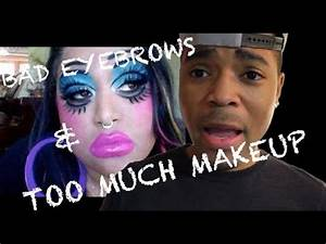 Bad Unboxing  A MAN APPLIES MAKEUP  YouTube