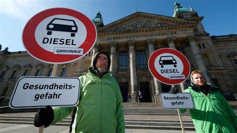 diesel fahrverbote europa fahrverbote f 252 r diesel es gibt keine alternative zur