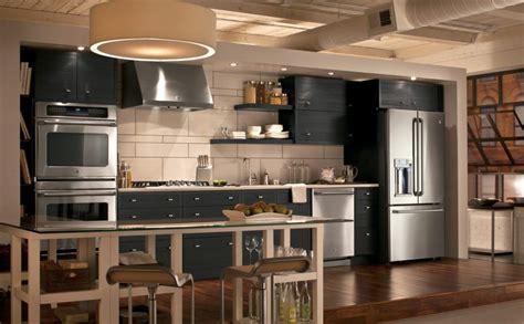 Unfinished Furniture Kitchen Island - how to design an industrial style kitchen kitchen magazine