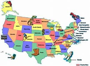 Pieroblog  The Usa  Geography
