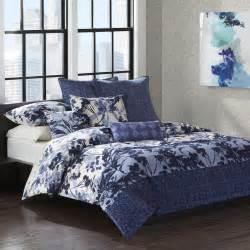 n natori yumi botanical 4 piece reversible comforter set reviews wayfair