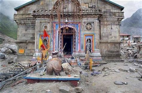 In And Around Kedarnath Temple Today, Photo Gallery