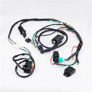 Cdi Wiring Set For 50 70 90 110cc