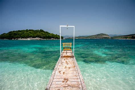 Ksamil Islands - Wikipedia