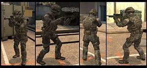 Black Ops II SEAL Team Six Counter Strike Source Skin Mods