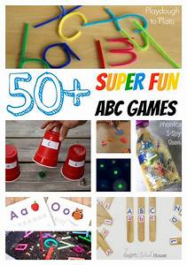 1042 best alphabet fun images on pinterest alphabet With games to help learn letters
