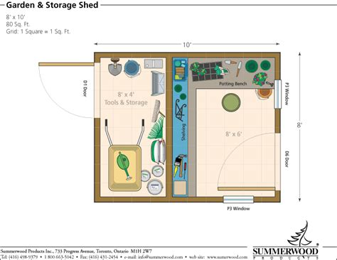 Shed Floor Plans 8x10 by 10 X 8 Shed Base Plans Sanki