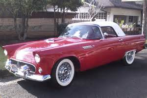 1955 Ford Thunderbird submited images