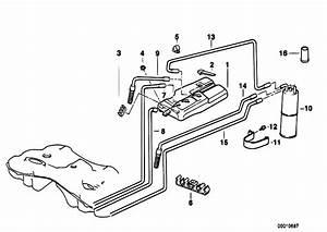 Original Parts For E39 525tds M51 Touring    Fuel Supply