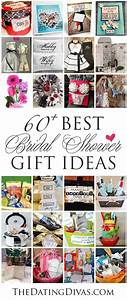 60 best creative bridal shower gift ideas creative With creative wedding shower gifts