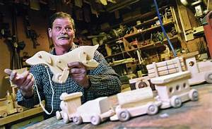 Caruso's workshop offers a slice of North Pole – The Daily