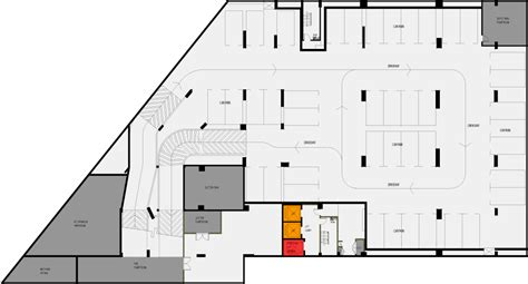 basement apartment floor plans house plan with in apartment 2448