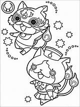 Coloring Kai Yo Pages Yokai Colouring Coloriage Dessin Printable Imprimer Websincloud Activities Otaku Popular Template Books sketch template