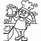 Baker Bread Coloring Sheet Pekar Fan Obrazek Eluveitie Komentáře Freecoloringsheets Jobs sketch template