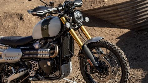 Triumph Scrambler 1200 Picture by 2019 Triumph Scrambler 1200 Xe Top Speed