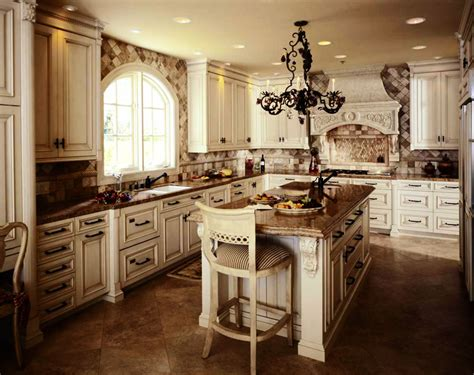 Country Style Kitchen-home