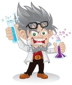 Evil Scientist Cartoon Characters