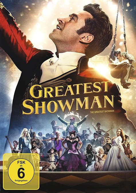 It tells the true story of the legendary circus ringmaster p.t. The greatest showman Streaming Film ITA