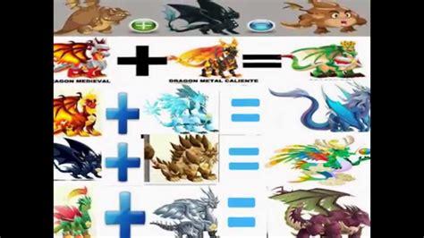 combinaciones raras de dragon city 2014 Doovi