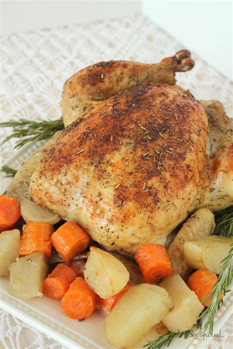 herb roasted chicken roasted herb chicken potatoes recipe dishmaps