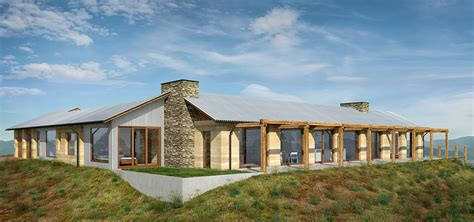 outdoor garden station rural australian homestead architecture republic