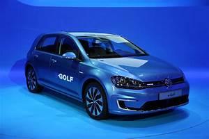 Volkswagen Golf Connect : volkswagen to triple battery capacity with lithium air technology ~ Nature-et-papiers.com Idées de Décoration