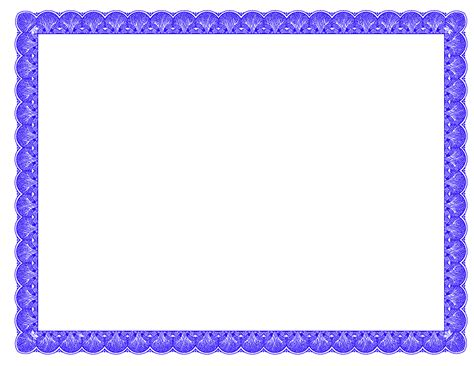 diploma border template fancy borders photoshopforums com blue fancy