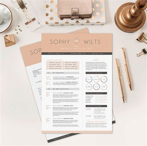 5 Tips For Creating A Resume by 5 Tips For Creating A Brilliant Resume The Everygirl