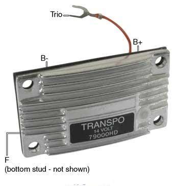 l79000hd 355003 voltage regulator for leece neville