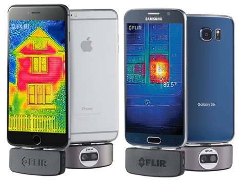 thermal iphone flir one thermal for iphone and now available