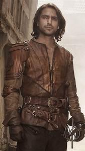 D'Artagnan / The Musketeers #2 | Pers | Pinterest | Luke ...